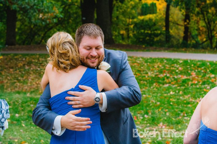 Anika + Jacob | UMN Landscape Arboretum | Minneapolis Wedding Photography