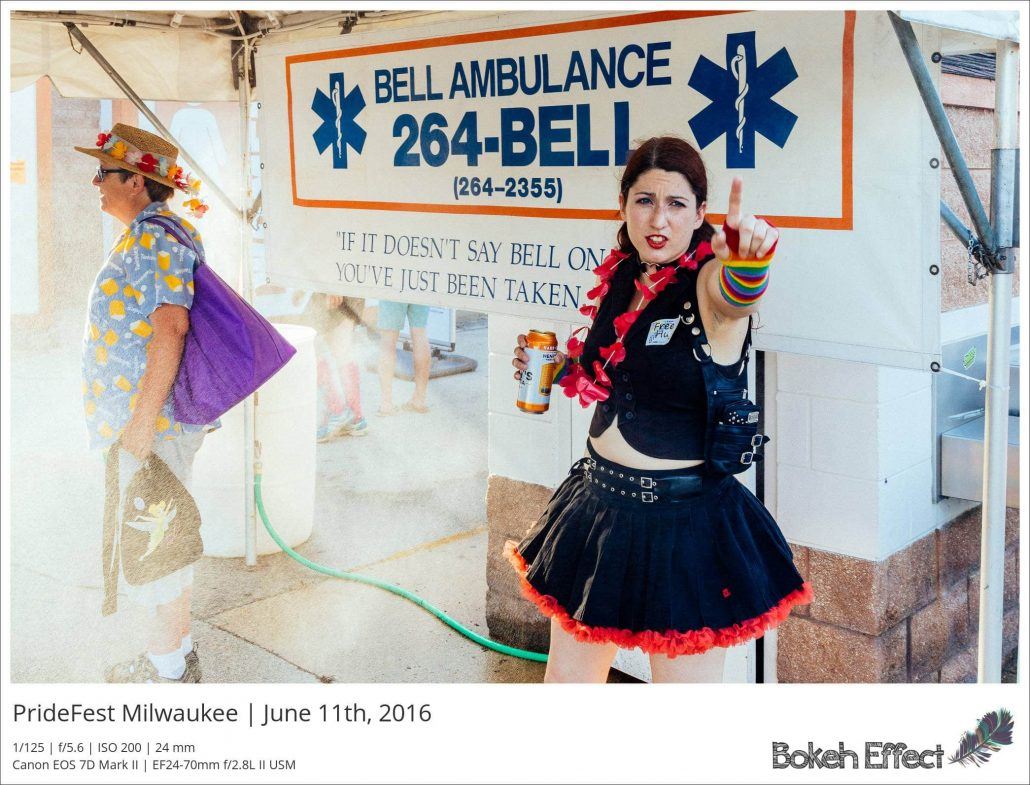 PrideFest Milwaukee 2016 | Photography by Bokeh Effect
