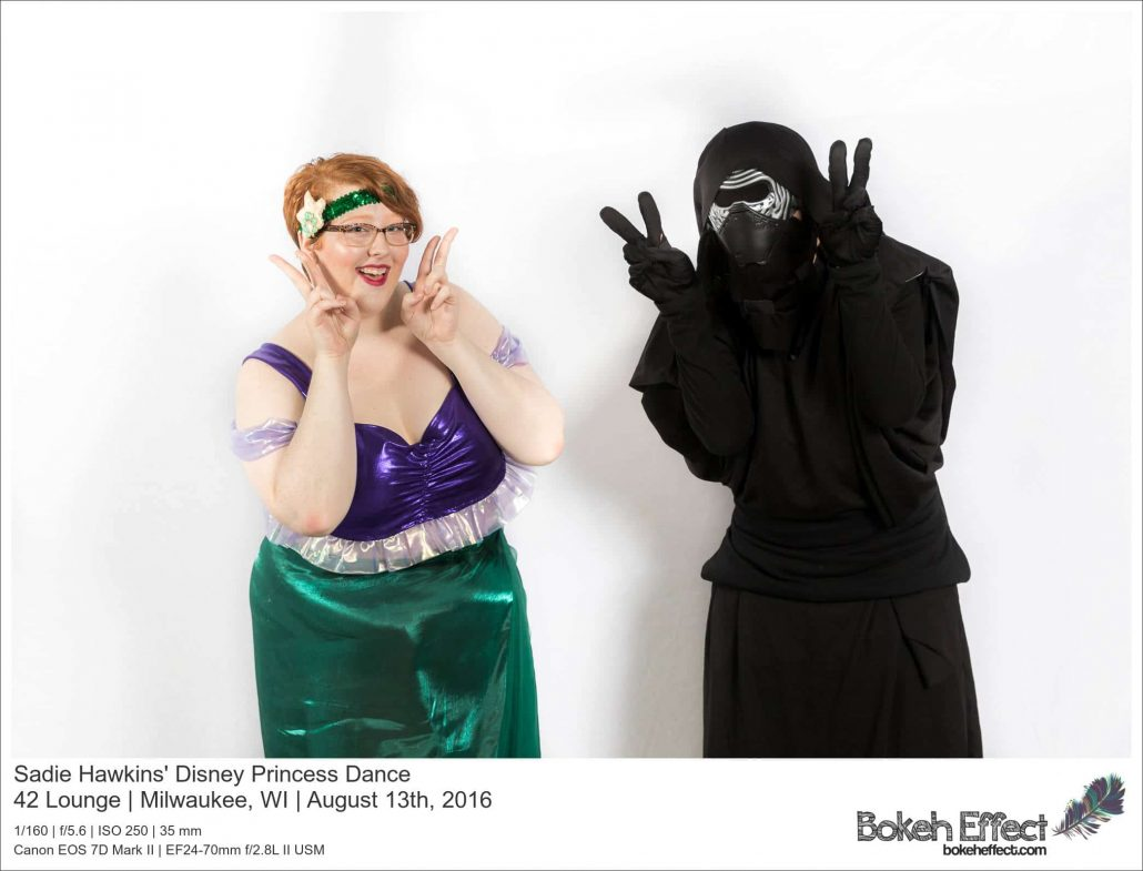 Sadie Hawkins' Disney Princess Dance | 42 Lounge | August 13th,